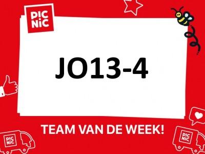 Week 4: JO13-4