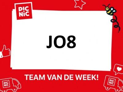 Week 5: JO8