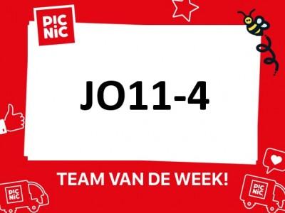 Week 6: JO11-4