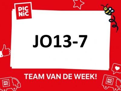 Week 6: JO13-7