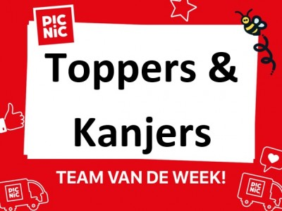 Week 7: Toppers en Kanjers
