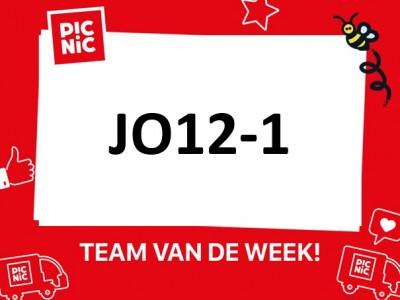 Week 8: JO12-1