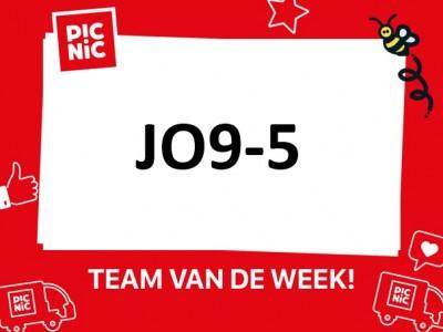 Week 8: JO9-5