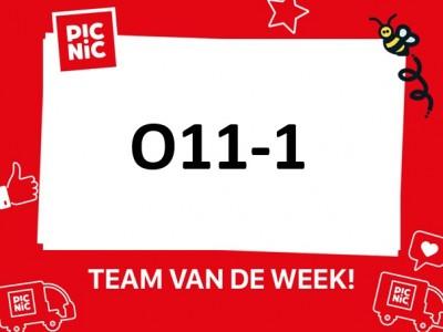 Week 8: O11-1