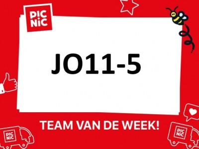 Week 9: JO11-5