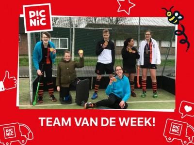 Week 14: G-hockeyteam