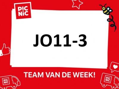 Week 14: JO11-3