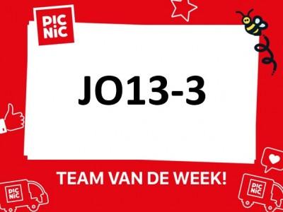 Week 2: JO13-3