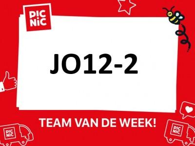 Week 6: JO12-2