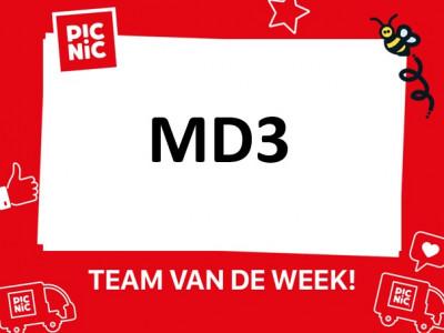 Week 10: MD3