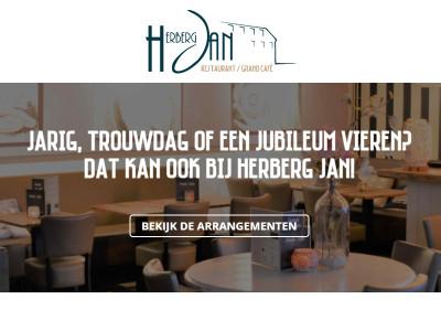 Vier je feestje bij Herberg Jan